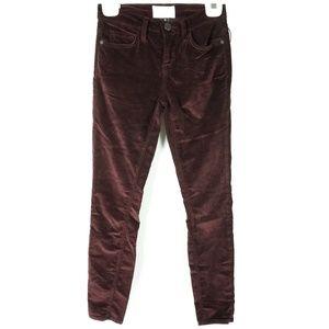 Current Elliott Womens Pants Size 25 The Stiletto